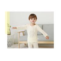 歌歌宝贝宝宝秋衣套装薄款1-3岁春秋儿童内衣空调服婴儿衣服夏季