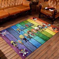 儿童房卡通地毯地垫可爱简约儿童卡通地毯客厅卧室茶几可爱房间床边毯满铺爬行垫地板垫子