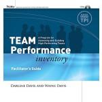 【预订】Team Performance Inventory: A Guide for Assessing and B