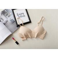 日系孕妇文胸莫代尔纯棉内衣细带无钢圈薄款聚拢透气无痕哺乳胸罩