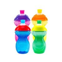 【当当自营】满趣健(munchkin)防咬损幼儿��嘴杯 儿童训练杯学饮杯水杯 婴儿杯宝宝杯喝水杯学习杯