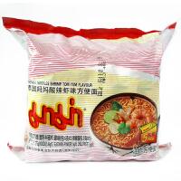 泰国进口 妈妈MAMA 酸辣虾味方便面(五联包)275g