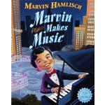 【预订】Marvin Makes Music [With CD (Audio)]