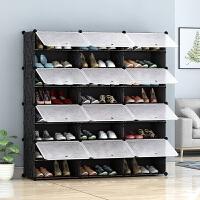 简易鞋架经济型家用家里人多功能小鞋柜省空间简约现代门厅式
