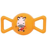 费雪牌糖果摇铃球皮球宝宝玩具拉拉球儿童手柄球摇铃球F0902