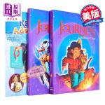 【中商原版】占士镇改编文学三年级学生版 套装3册 英文原版 Journeys: Grade 3 Common Core