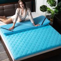 君�e宿舍�W生榻榻米床�|1.2米加厚床�|��|子1.5米床褥子床�|被褥