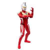 万代麦克斯奥特曼17.5厘米发声腹肌关节超可动人偶手办模型玩具