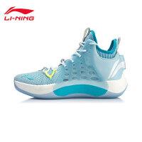 李宁篮球鞋男鞋音速VII2019新款夏季透气水泥地战靴实战运动鞋ABAP019