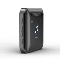 飞利浦SA2816无损MP3播放器专业hifi发烧母带级音乐学生前端超小迷你随身听跑步便携车载插卡显示歌词DSD解码
