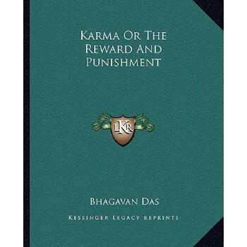 【预订】Karma or the Reward and Punishment 9781162831251 美国库房发货,通常付款后3-5周到货!