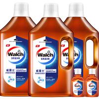 Walch/威露士衣物家居多用途消毒液1.6Lx3送60mlx2