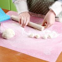 大号加厚防滑圈 带刻度硅胶揉面垫硅胶揉面垫擀面板烘焙工具硅胶垫和面垫加厚不沾案板