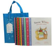 顺丰发货 macmillan first nursery collection以丰富的想象 优美的语言给孩子们讲述了一个个神奇而又浪漫的童话故事孩子一生必读的经典格林童话故事