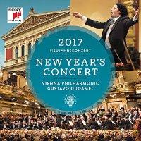 现货 2017年维也纳新年音乐会 2CD 正版原版 New Year's Concert 2017 Import Gu