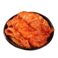 【包邮】金刚山泡菜礼盒装 辣白菜*2+酱辣椒*2+炒辣白菜*2 一箱
