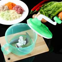 多功能切菜器饺子馅机家用手动绞肉机碎菜器压捣蒜泥器搅菜绞菜机