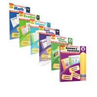 【中商原版】技能铅笔刀系列五年级5册英文原版 Skill Sharpeners Grade 5