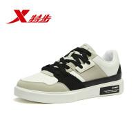特步男鞋板鞋男秋季潮鞋男士运动鞋滑板鞋子男生跑步鞋韩版休闲鞋881119319075