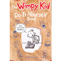 Diary of a Wimpy Kid Do-It-Yourself Book (Journal) 小屁孩日记-DIY ISBN9781419706837