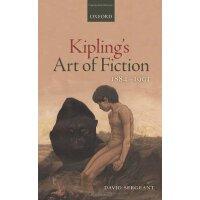【预订】Kipling's Art of Fiction 1884-1901 9780199684588