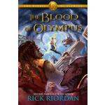 【预订】The Blood of Olympus