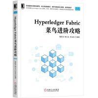 包邮 Hyperledger Fabric菜鸟进阶攻略|8058634