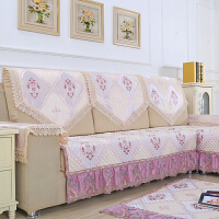 防尘欧式沙发靠背巾沙发垫蕾丝花边沙发盖布扶手巾沙发巾布艺定制