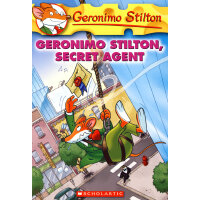 Geronimo Stilton Secret Agent(Geronimo Stilton #34)老鼠记者34IS