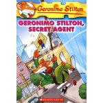 Geronimo Stilton Secret Agent(Geronimo Stilton #34)老鼠记者34ISBN9780545021340