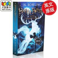英文原版 哈利波特与阿兹卡班的囚徒 Harry Potter and the Prisoner of Azkaban 哈利波特系列 3 英国版 第三部 JK 罗琳