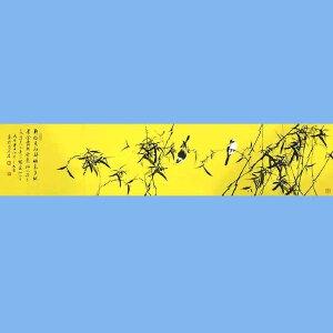 中美协会员,中书协会员,国家一级美术师,中国书画家杂志社艺术总监薛大庸(花鸟)5