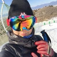 【运动户外 全场5折】征伐 滑雪眼镜 滑雪镜双层防雾大球面成人男女登山防雪盲护目镜户外近视眼镜