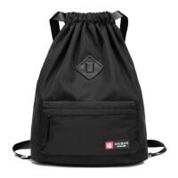 女式双肩包轻便妈咪包防水尼龙布包旅游大容量双背包 加厚款