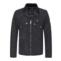 Calvin Klein Jeans 夹棉杰克 CK男外套秋冬新款黑色CK66*5-010-40-4-3