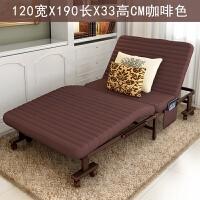 沙发陪护折叠床午休单人双人办公室午睡陪护孕妇简易床