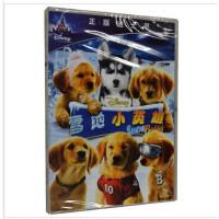 原装正版 儿童电影 雪地小英雄 DVD 中英文字幕