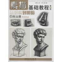 素描基础教程 (4)石膏头像 安徽美术出版社