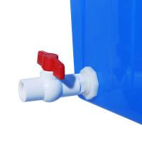 加厚大容量塑料水箱长方形家用水产养殖工厂周转储水箱养鱼储水桶