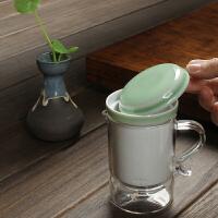尚帝 梅子青瓷耐玻璃红茶壶 茶具茶壶XM060DYPG1