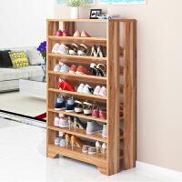 亿家达鞋架多层 简易鞋柜 经济型家用收纳架子多功能防尘置物鞋架
