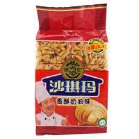 徐福记 720沙琪玛香酥奶油味 526g 经典饼干糕点心早餐 下午茶小吃