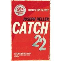 英文原版 第22条军规 Catch-22 美国文学 约瑟夫海勒 黑色幽默百佳英文小说
