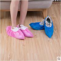 家用客厅室内防滑一次性鞋套无纺布防尘耐磨加厚透气鞋套