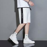 男士短裤夏季薄款新款五分裤宽松大码休闲工装裤子