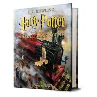 【现货】英文原版 哈利波特与魔法石 Harry Potter and the Sorcerer's Stone: The