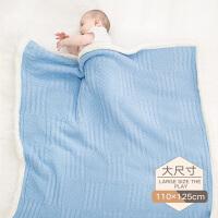 20191106220604603婴儿毛毯被羊羔绒盖毯双层加厚冬季宝宝珊瑚绒毯儿童毯子