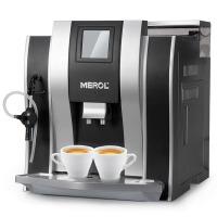 【当当自营】  美宜侬 ME-710 咖啡机 家用/商用/办公意式全自动咖啡机触屏式现磨豆自动奶泡机