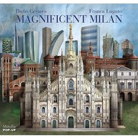 Magnificent Milan: A Pop Up Book 壮丽的米兰立体书