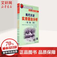 现代汉语实用语法分析 (第二版)(上、下册) 朱庆明